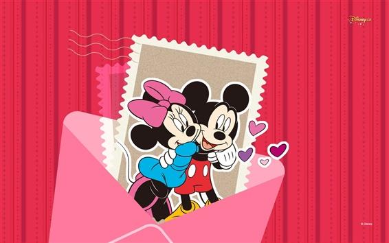 Fond d'écran Happy Times de Mickey