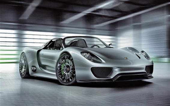 Hintergrundbilder Porsche 918 Spyder