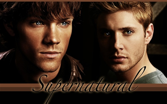 Wallpaper Supernatural