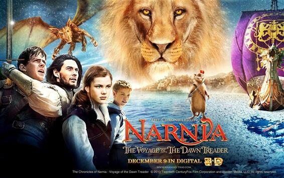 Fondos de pantalla Las Crónicas de Narnia: La Travesía del Viajero del Alba