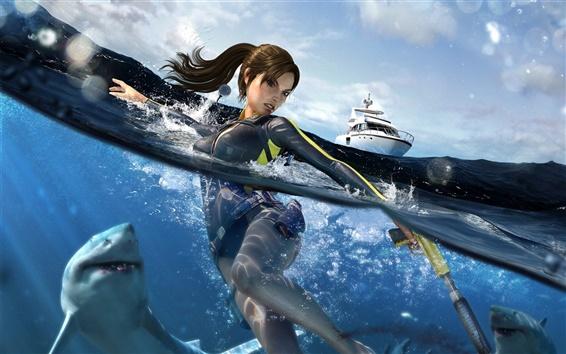 Обои Tomb Raider 8
