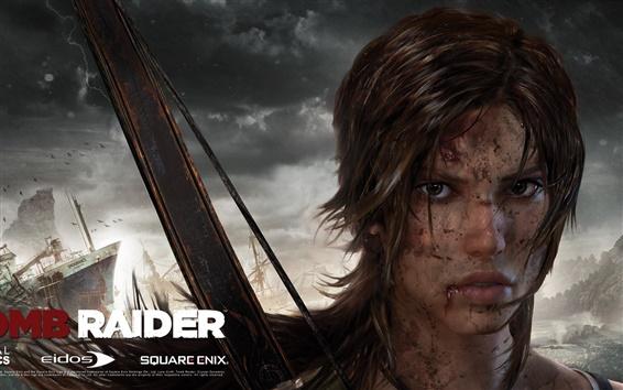 Wallpaper Tomb Raider 9