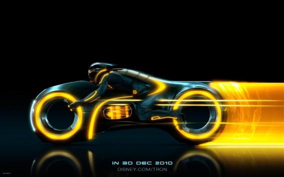 Fond d'écran Tron 2010
