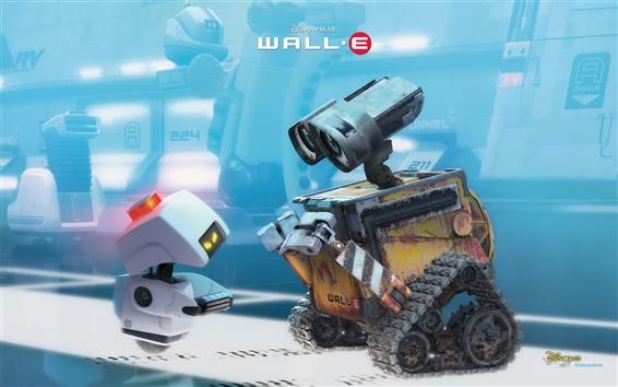 Обои WALL-E