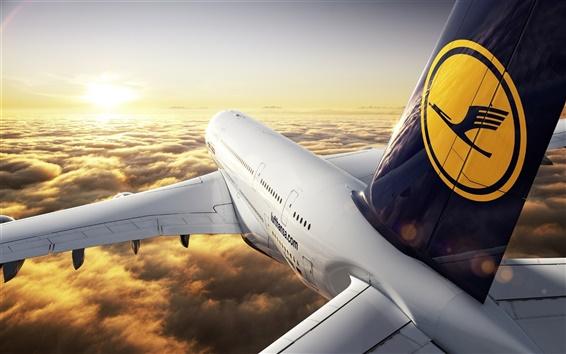 Wallpaper Airbus A380