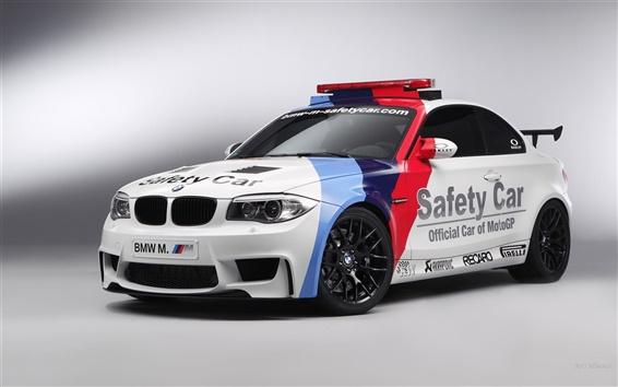 壁紙 BMW Mのセーフティカー