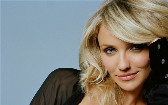 Wallpaper Cameron Diaz 01