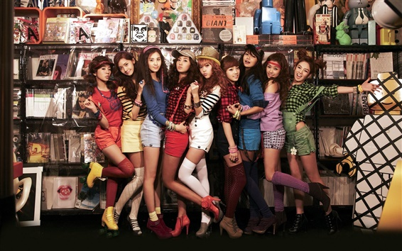 Wallpaper Girls Generation 06