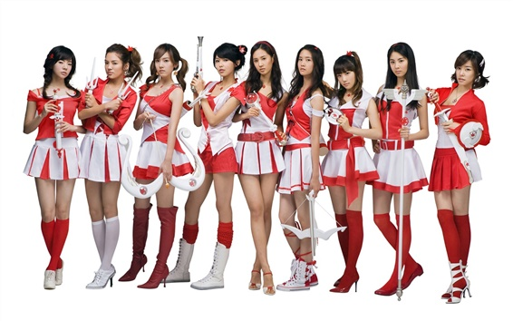 Fondos de pantalla Girls Generation 07