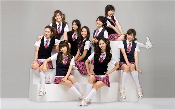 Fond d'écran Girls Generation 10
