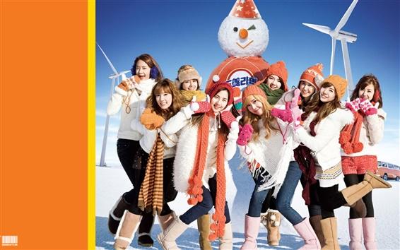 Wallpaper Girls Generation 11