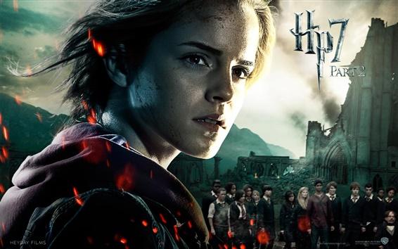 Fondos de pantalla HP7 Hermione Parte 2