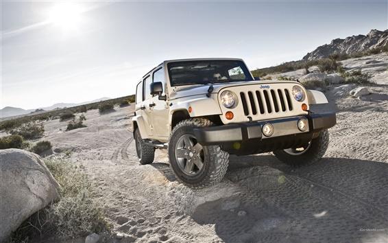 Wallpaper Jeep Wrangler