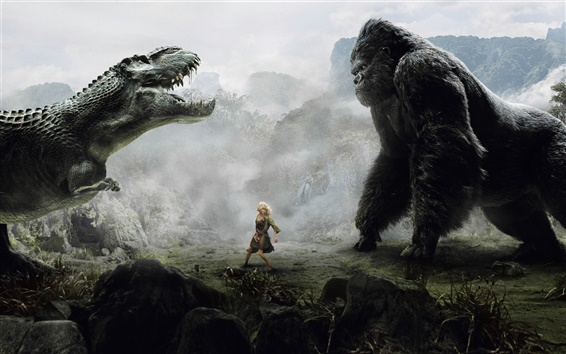 Wallpaper King Kong HD