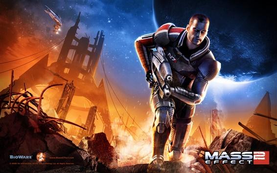 Wallpaper Mass Effect 2 HD