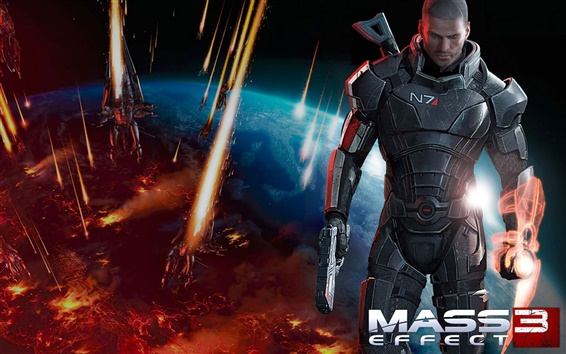 Fondos de pantalla Mass Effect 3