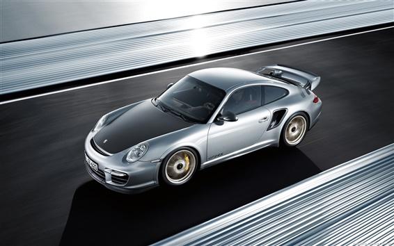 Обои Porsche 911 GT2 RS 2010