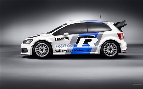 Обои Volkswagen Motorsport