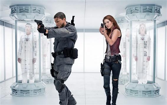 Wallpaper 2010 Resident Evil: Afterlife