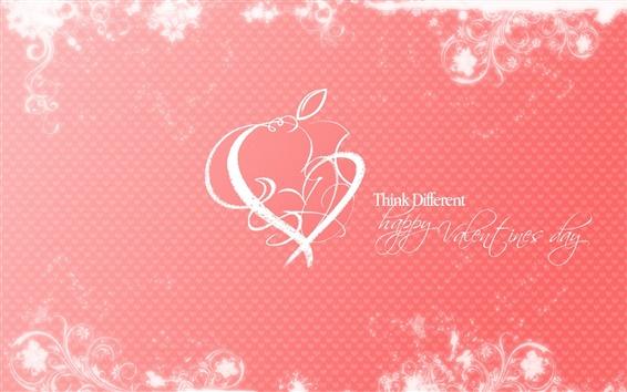 Wallpaper Apple Happy Valentine's Day