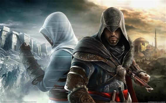 Fondos de pantalla Assassins Creed: Revelations HD