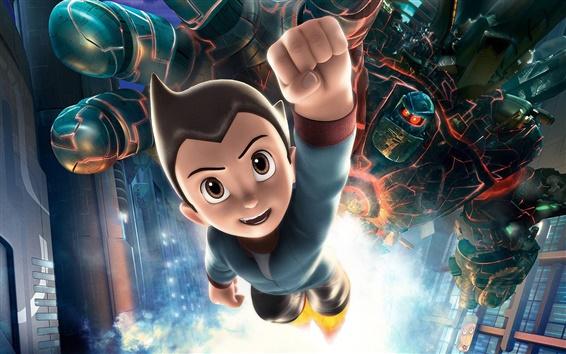 Wallpaper Astro Boy