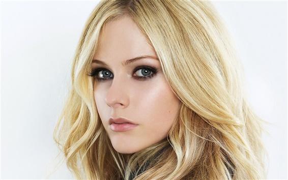 Fond d'écran Avril Lavigne 05