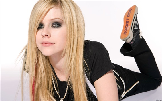 Wallpaper Avril Lavigne 07