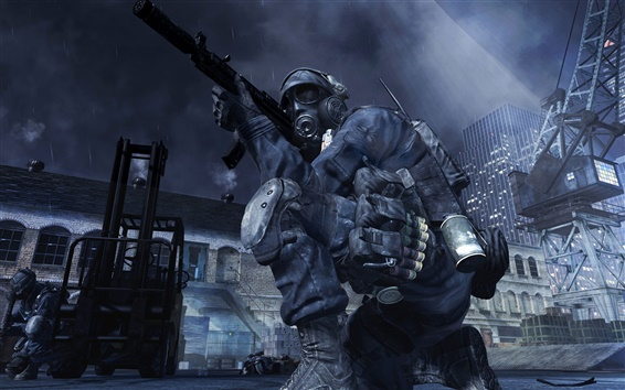 Wallpaper Call of Duty: Modern Warfare 3 HD