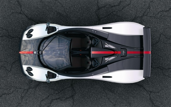 Wallpaper Concept cars from the top