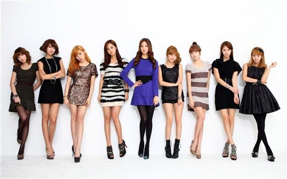 Fond d'écran Girls Generation 14