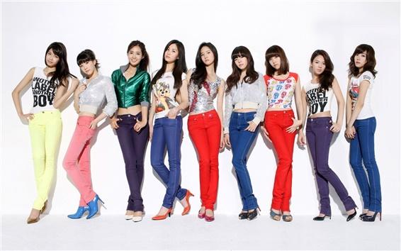 Papéis de Parede Girls Generation 15