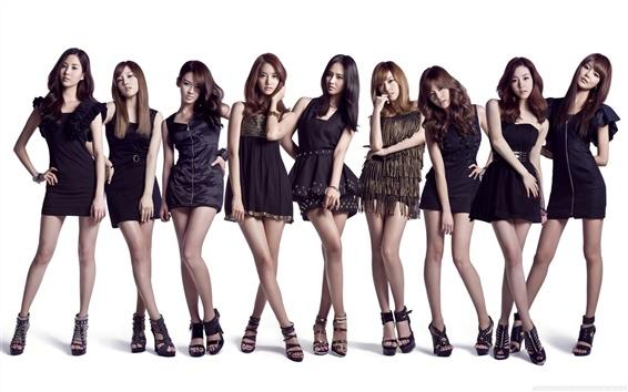 Fondos de pantalla Girls Generation 18