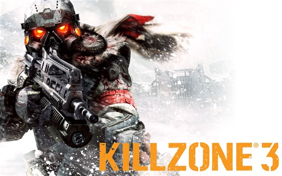 Wallpaper Killzone 3