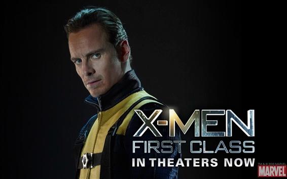 Fondos de pantalla Magneto en X-Men: First Class 2011