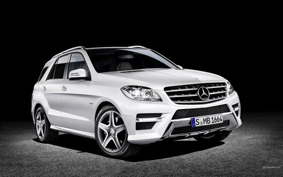 Wallpaper Mercedes-Benz M-Class