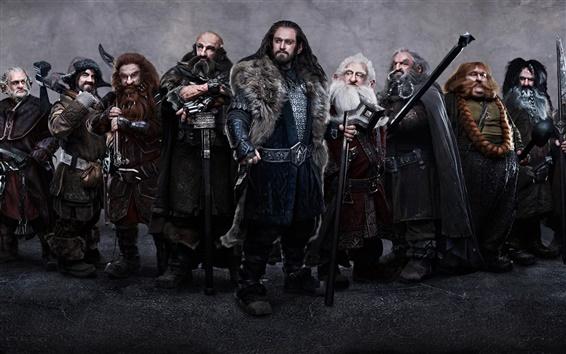 Fondos de pantalla El Hobbit: Un inesperado viaje HD