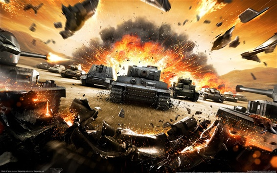 Wallpaper World Of Tanks