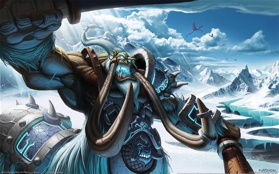 Wallpaper World of Warcraft
