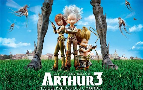 Fondos de pantalla Arthur y la venganza de maltazard