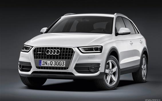 Fond d'écran Audi Q3 2.0 TFSI 2011