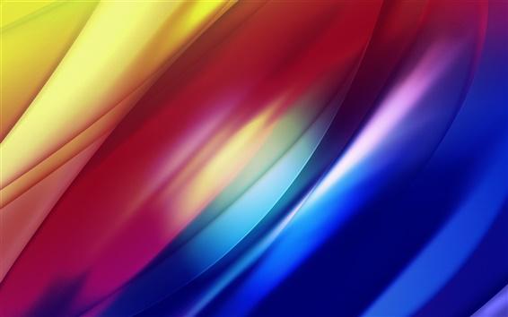 Обои Группа кривые блеска линии люминесценции