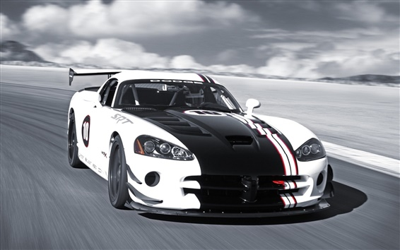 Wallpaper Dodge Supercar