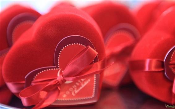 Wallpaper Hearts love