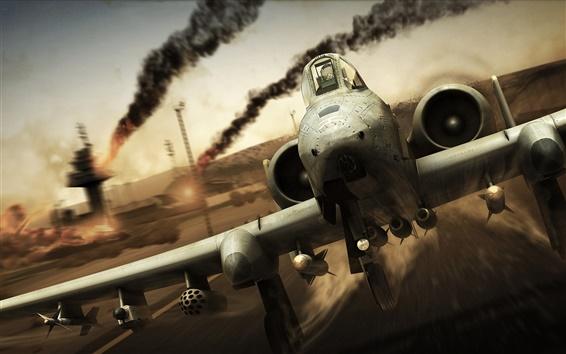 Wallpaper Risukon aircraft armament