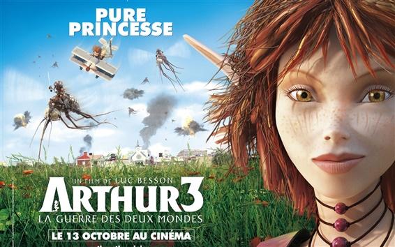 Fondos de pantalla Arthur 3 HD