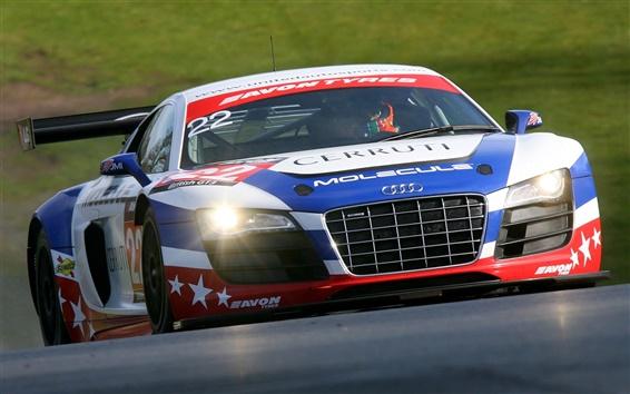 Wallpaper Audi motorsport