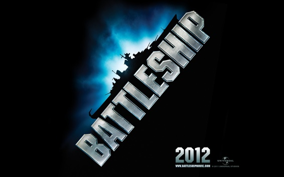 Wallpaper Battleship 2012