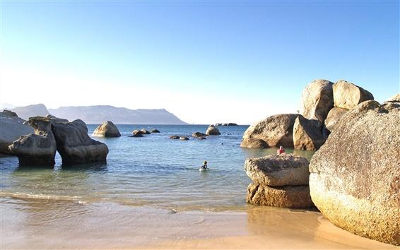 Wallpaper Boulders beach