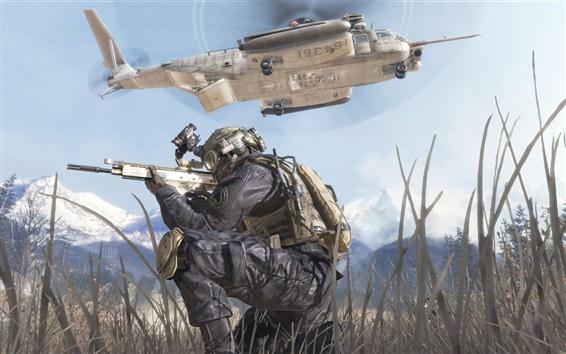 Papéis de Parede Call of Duty: Modern Warfare 2